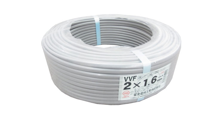 VVF 2×1.6/2×2.0/3×1.6/3×2.0