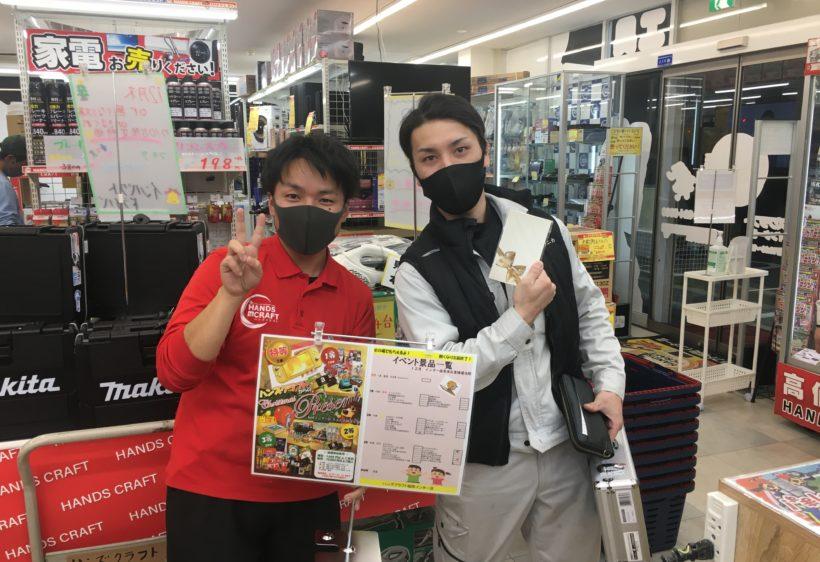 【福岡インター店】2021年宜しくお願い致します( ^ω^ )