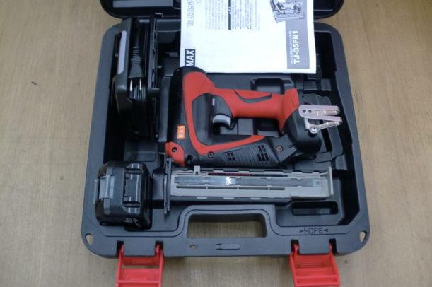 MAX 充電式フィニッシュネイラ(MAX TJ-35FN1) 中古品をお買取りしました【ハンズクラフト戸畑店】