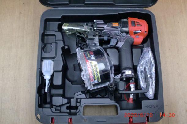 MAX 50mm高圧釘打ち機(HN-50N3(D))の中古品をお買い取りしました【ハンズクラフト戸畑店】