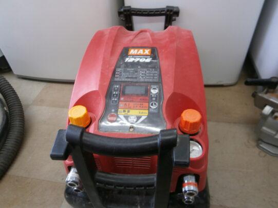 【ハンズクラフト八幡西店】MAX AK-HL1270E コンプレッサー、出張買取致しました!