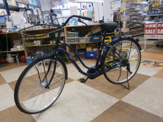 【ハンズクラフト八幡西店】mattia 26インチ シティバイク 自転車 お買取りしました!