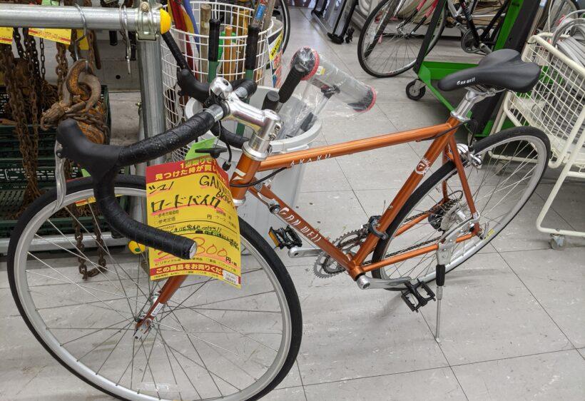 ロードバイク(超美品)も大特価でお求めいただけます!【ハンズクラフト小倉南店】