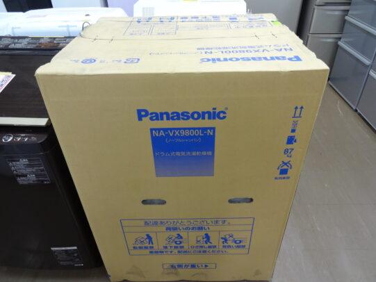 パナソニック ななめドラム洗濯乾燥機  新品未開封品お買取り致しました!!【ハンズクラフト博多店】
