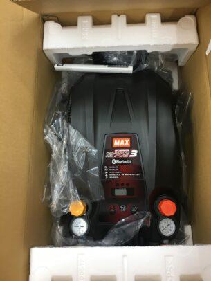 MAX エアコンプレッサ AK-HL1270E3 ブラック 開封未使用品 【ハンズクラフト福岡インター店】