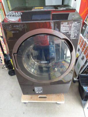 東芝  ドラム式洗濯機 2020年製 12.0kg お買取りしました!!【ハンズクラフト博多店】