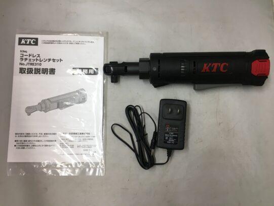 KTC JTRE310 コードレスラチェットレンチ お買取しました 【ハンズクラフト福岡インター店】