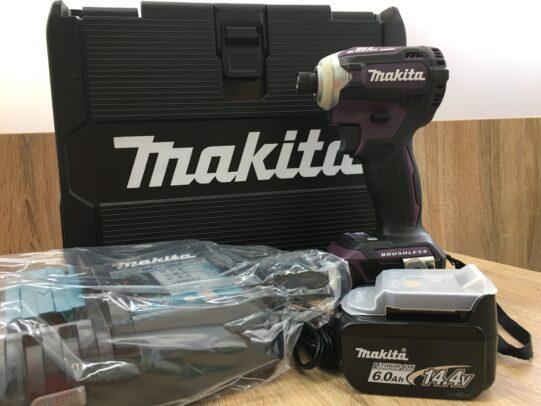 マキタ インパクトドライバー(限定色!!) TD161DGXAP 買い取りました【ハンズクラフト福岡インター店】