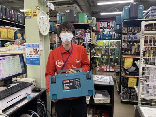 工具の買取強化中ですよ( ;∀;)【ハンズクラフト博多店】