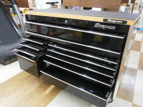 【ハンズクラフト八幡西店】スナップオン ロールキャブ 工具箱 KRL722BPC 中古 出張買取致しました!