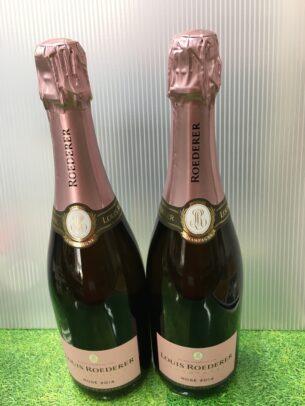 ルイ・ロデレール ブリットヴィンテージロゼ シャンパンお買取りしました!!【ハンズクラフト博多店】