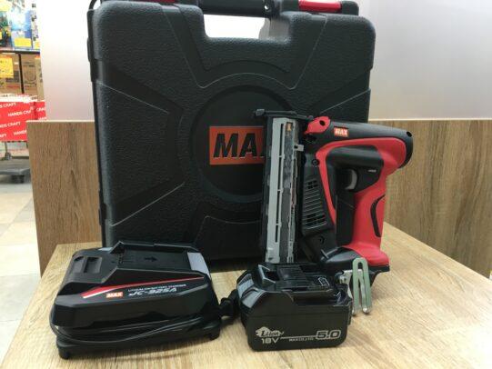 MAX 充電式フィニッシュネイラ TJ-35-FN2 買い取りました!【ハンズクラフト福岡インター店】