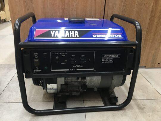 ヤマハ エンジン発電機 EF2300 買い取りました!【ハンズクラフト福岡インター店】