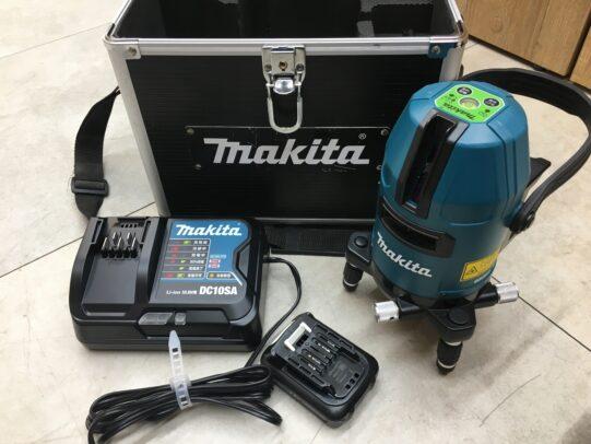 マキタ SK10GD 墨出し機 10.8V セット品 お買取りしました!【ハンズクラフト福岡インター店】