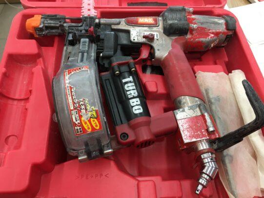 MAX HV-R41G1 ターボドライバ 高圧 中古品 お買取りしました!【ハンズクラフト福岡インター店】