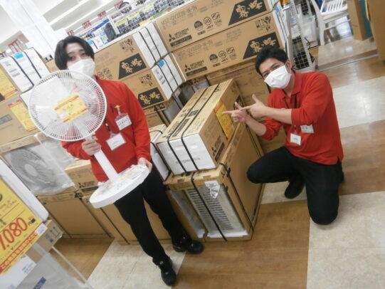 【ハンズクラフト八幡西店】エアコン販売&取付強化始動! 北九州 中古 激安 買取 リサイクルショップ